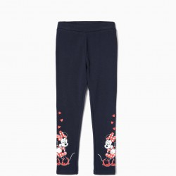 GIRL LEGGINGS 'MINNIE', DARK BLUE