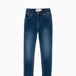 JEANS FOR GIRLS, BLUE