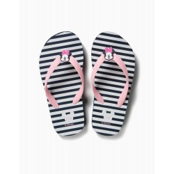 GIRLS 'MINNIE' SLIPPERS, MULTICOLOR