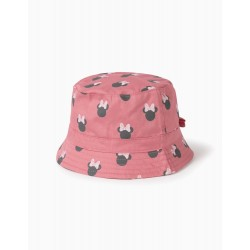 HAT FOR BABY GIRL 'MINNIE', PINK