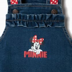 DENIM SKIRT FOR BABY GIRL 'MINNIE', BLUE