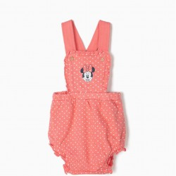 NEWBORN JUMPSUIT 'MINNIE', PINK