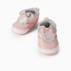 BABY SHOES 'MINNIE', PINK