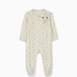 BABYGROW FOR NEWBORN 'CAMELS', BEIGE
