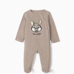 POLAR BABYGROW FOR BABY 'THUMPER', GRAY