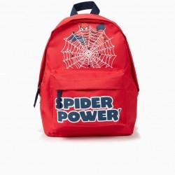 KIDS BACKPACK 'SPIDER-MAN', RED