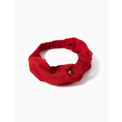 HAIRBAND FOR GIRLS, RED
