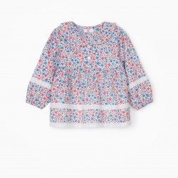 FLORIDA BLOUSE FOR BABY GIRL, MULTICOLOR