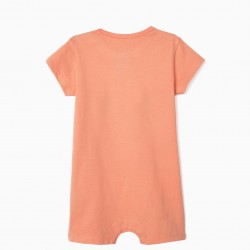 BABYGROW ORGANIC COTTON FOR BABY GIRL 'MINNIE', PINK