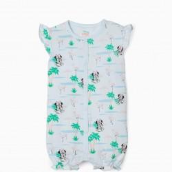 BABYGROW FOR BABY GIRL 'MINNIE', LIGHT BLUE