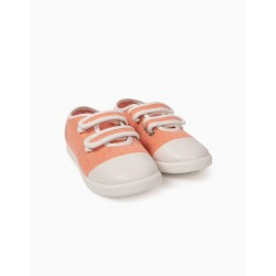 'ZY DELICIOUS' GIRL'S SNEAKERS, PINK