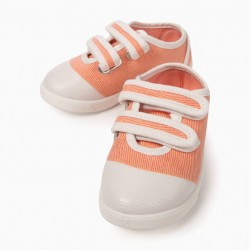 'ZY DELICIOUS' BABY GIRL'S SNEAKERS, PINK