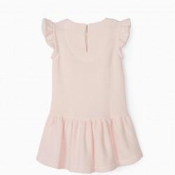 BABY GIRL DRESS, PINK
