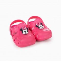 BABY GIRL SANDALS 'MINNIE', PINK