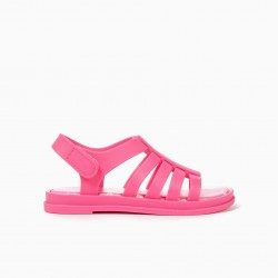 BABY GIRL SANDALS 'ZY DELICIOUS', PINK