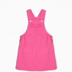 BABY GIRL CHEST SKIRT, PINK