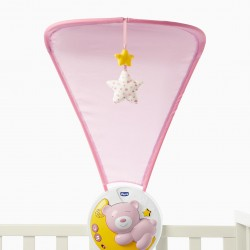 MOBILE NEXT2MOON 3 IN 1 CHICCO PINK